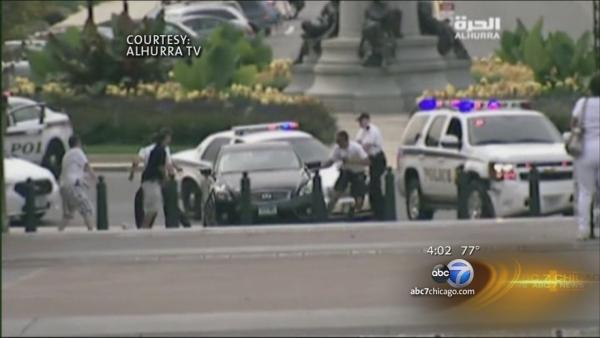 Capitol Hill shooting suspect Miriam Carey dead, child rescued from vehicle ...