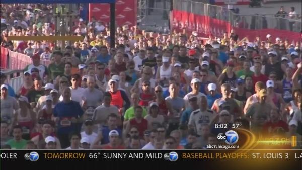 Chicago Marathon preps in full swing