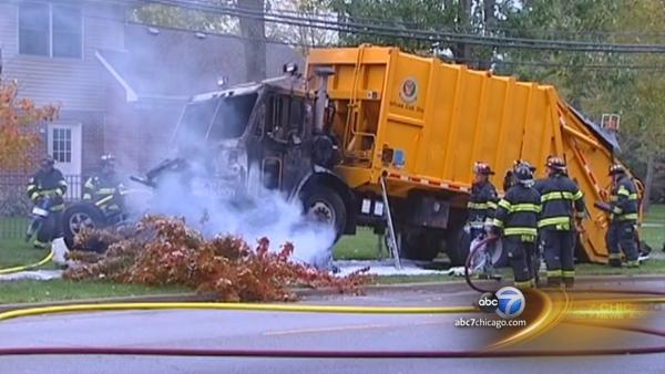 2 garbage truck crash victims IDd