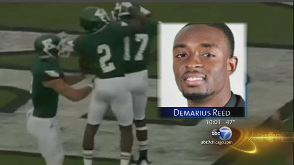 Police say robbery may have been motive in Demarius Reed's murder