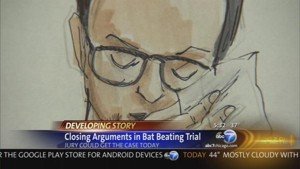 Closing arguments begin in bat attack trial