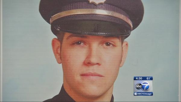 Pontiac mourns officer killed in crash