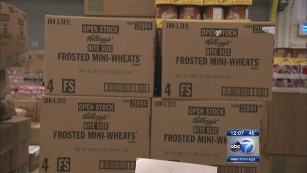 Food banks, churches feel pressure