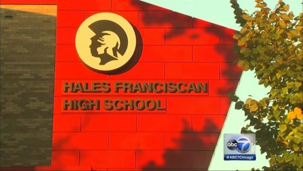 Police investigate possible 'sexting' case at Hales Franciscan
