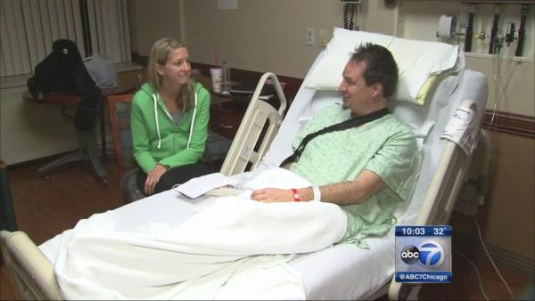 Survivor recalls deadly tornado from hospital bed