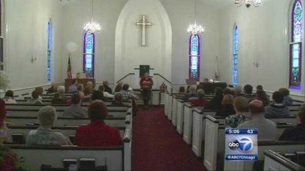 Church services held for tornado victims as relief workers bring supplies