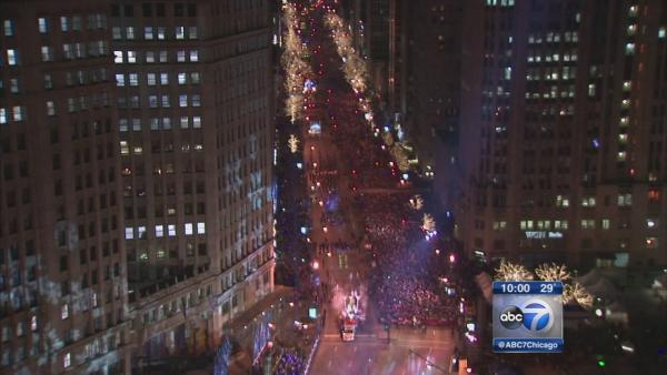 Magnificent Mile Lights Festival ready to kickoff