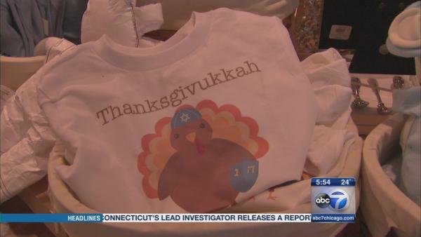 Thanksgivukkah Celebration, Recipes