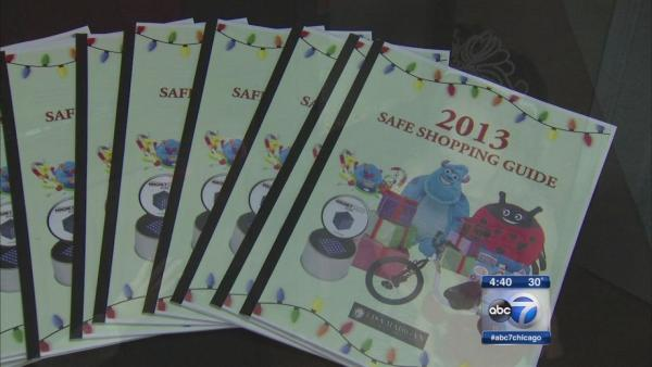 Consumer advocates offer advice on safe holiday toys