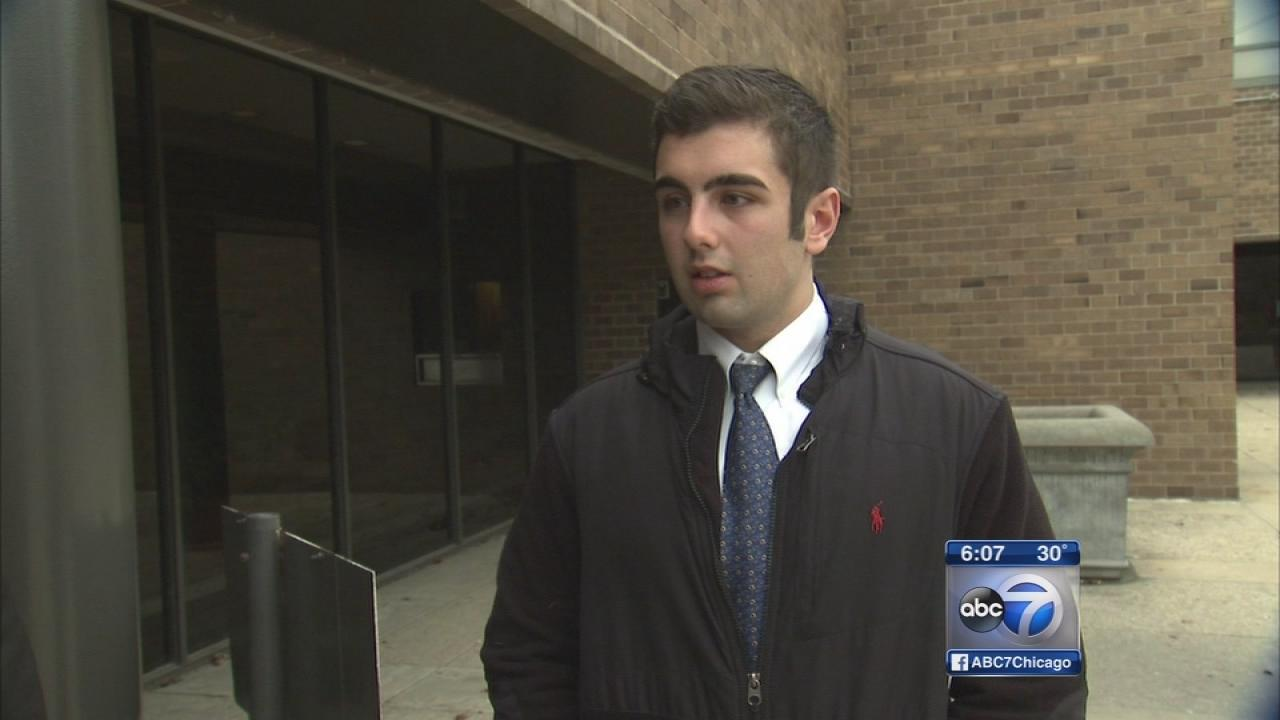 DePaul student charged with assaulting paramedic