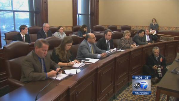 Pension reform bill vote expected on Tuesday