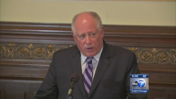 Illinois lawmakers pass pension reform bill
