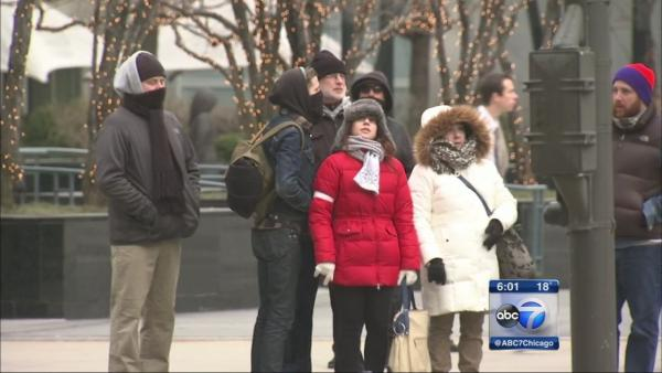 Chicago weather: Bitter cold expected to last through the weekend
