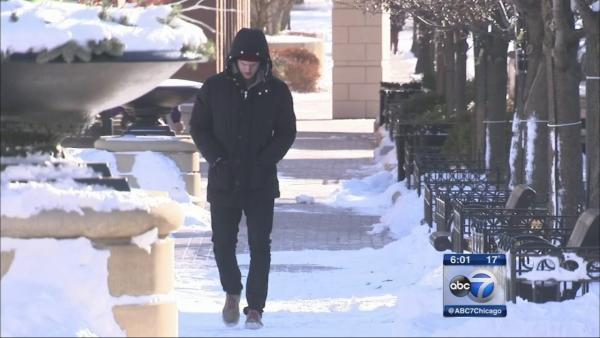 Hospitals report increase in cold weather-related cases