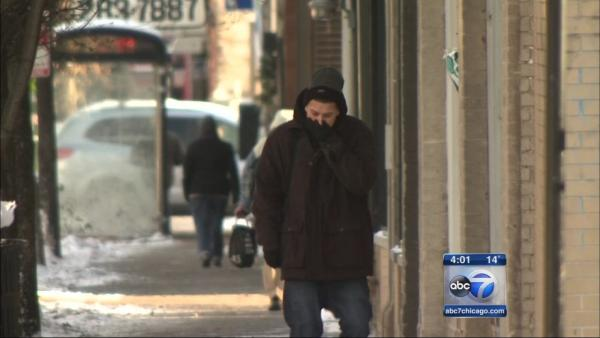 Warming centers packed as temperatures drop
