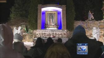 Thousands expected at shrine for Our Lady of Guadalupe