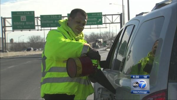Extreme cold stalls cars on area roadways