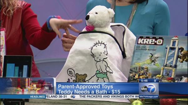 Toys for Kids: 'Parent Tested, Parent Approved'