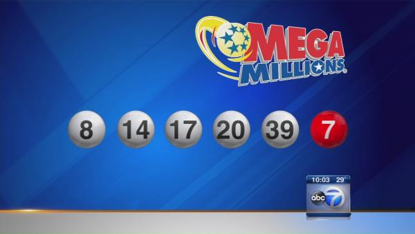 Mega Millions winning numbers drawn for $636M