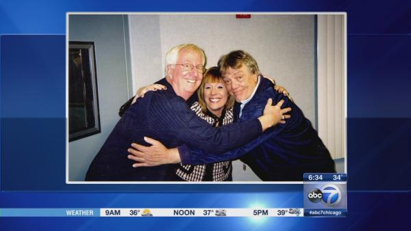 ABC 7 Eyewitness News Reporter Roz Varon remembers Larry Lujack