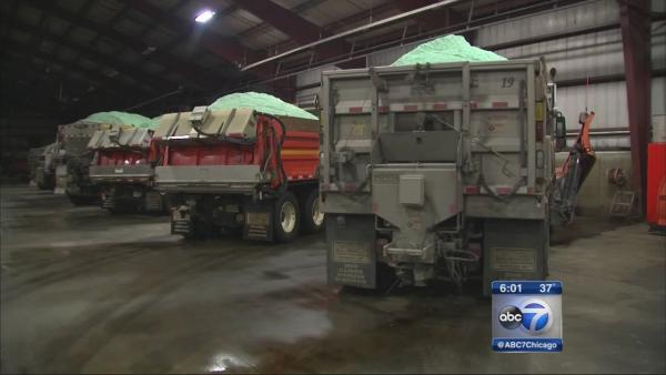 McHenry County prepares for possible freezing rain overnight