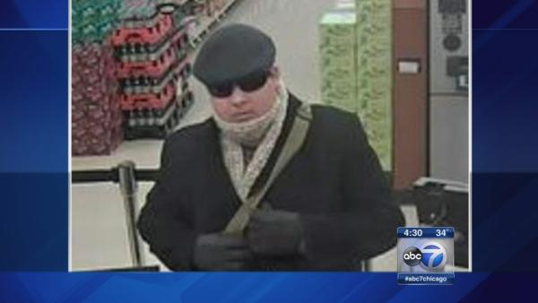 Bank robber tied to Evanston tobacco shop murders