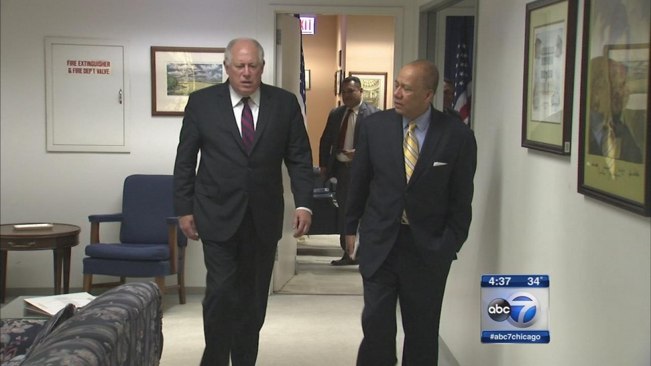 Gov. Quinn looks back on 2013