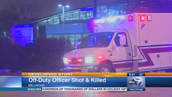 Off-duty cop shot to death