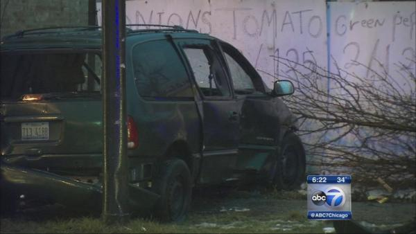 Boy, 11, killed after carjacker crashes into SUV