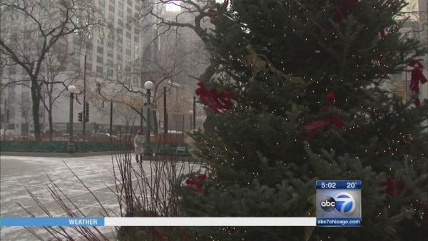 White Christmas expected throughout Chicago area
