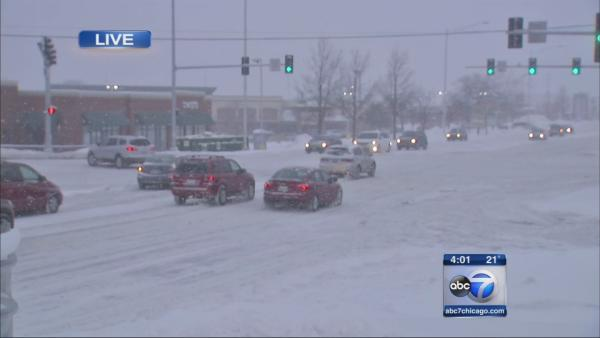 Northern suburbs prepare for 2nd round of snow