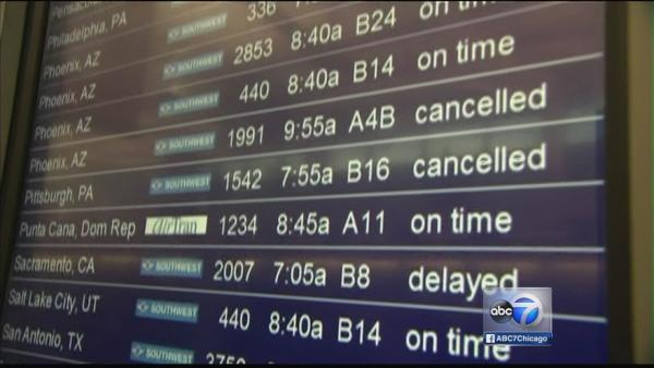 Midway SWA flights expected to resume