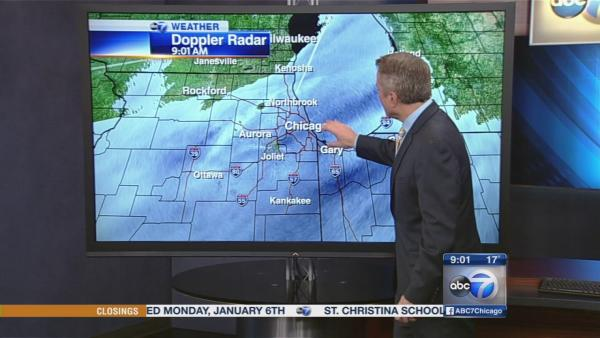 The Weather Channel: Winter Essay