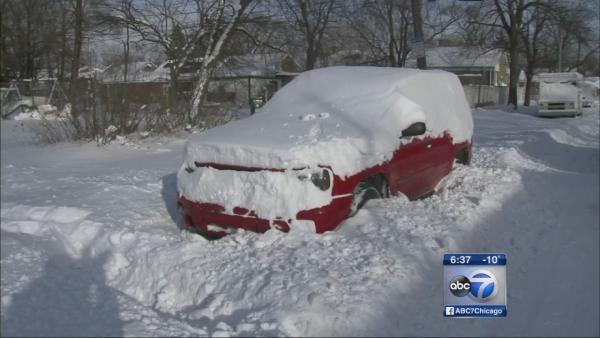 Indiana travel still dangerous as deep freeze continues