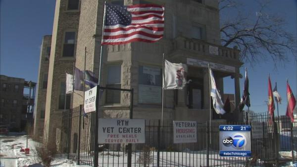 Veterans center seeks help to reopen after pipe burst