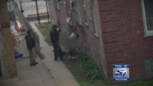 Exclusive: Alleged victim accuses Chicago cops of illegal strip searches