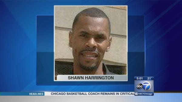 Basketball coach recovers from shooting