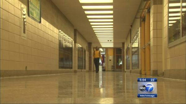 Class resumes at Gary school after heating problems
