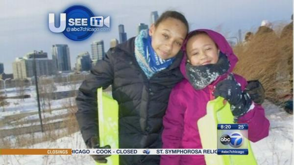 ABC7 viewers capture Chicago-area winter in pictures