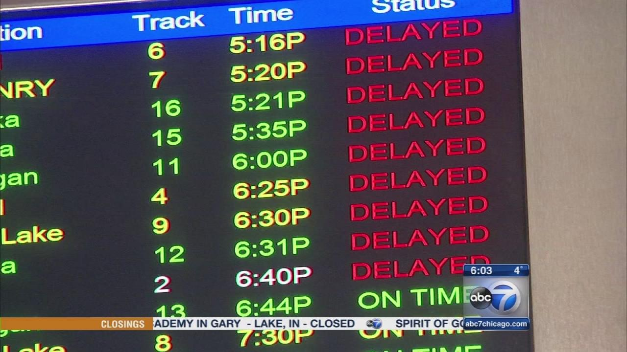 Metra riders hope for better commute after switching problems