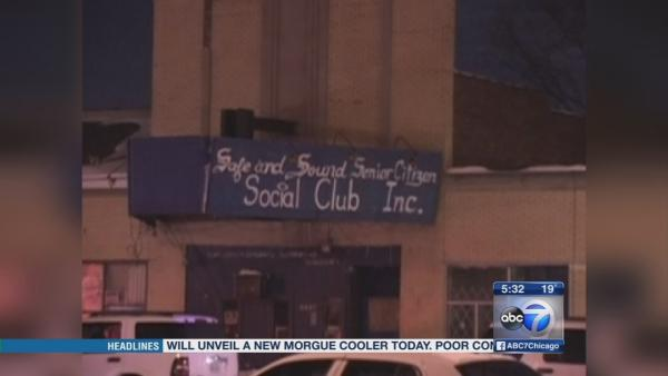 Four people shot at Gary senior social club