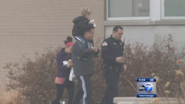 Child found safe after Park Ridge carjacking