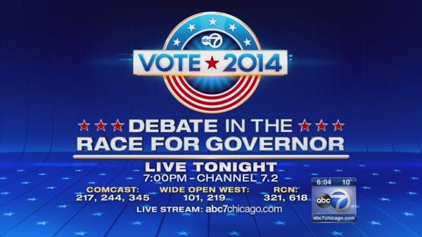 GOP gubernatorial debate preview