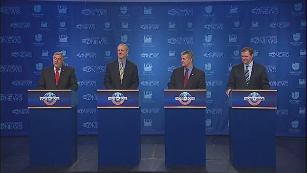2014 GOP gubernatorial primary debate: Pt. 1