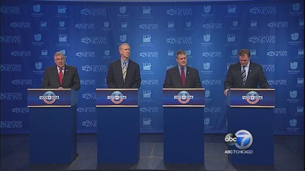 2014 GOP gubernatorial primary debate: Pt. 2
