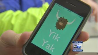 Yik Yak app disabled in Chicago area