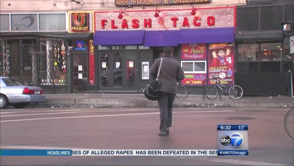 Woman stabbed after leaving Wicker Park nightclub
