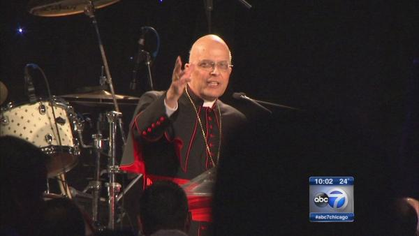 Cardinal George: 'I expect to get through this'