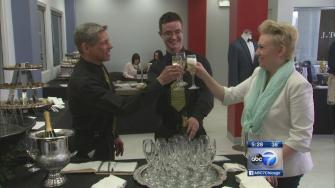 Gay wedding expo celebrates marriage equality