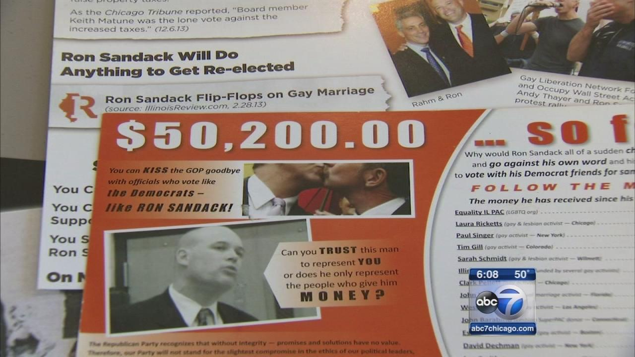 Gay marriage at center of 81st District GOP race